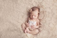 This adorable beige newborn romper with a lace front is hand knit using an amazingly soft mohair yarn. Your sweet little one will feel so comfy wearing this super soft outfit, it is just perfect for p
