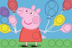 Peppa Pig Colorino | Craft | Crafts | Products | UK | ravensburger.com