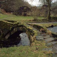 Ancient Stone Bridge Lancashire England Photo source is unknown - Photorator
