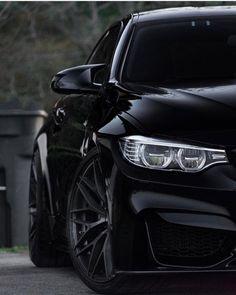 BMW M4 (F82) Coupé. (via Instagram - darkknightm4) #bmw #bmwm #bmwm4 #m4 #f82 #coupe #bmwlove #bmwlife #black #blackbeast