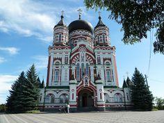 Троицкий собор Раифского Богородицкого монастыря