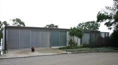 Pierre Koenig Beagles House Pacific Palisades 1963