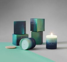 Skandinavisk to Launch a Candle Inspired by Aurora Borealis - NordicDesign