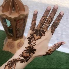 For henna bookings pls Ain, UAE Regular/bridal/group/party henna available. Khafif Mehndi Design, Mehndi Designs Book, Finger Henna Designs, Mehndi Designs 2018, Mehndi Designs For Beginners, Modern Mehndi Designs, Mehndi Designs For Fingers, Wedding Mehndi Designs, Mehndi Design Pictures