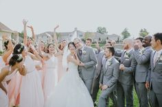 Hana and Daniel's wedding at the Lafayette Country Club was beautiful! They mixed American traditions and Korean traditions for a unique wedding! Blush Weddings, Unique Weddings, Country, American, Photography, Beautiful, Blush Pink Weddings, Photograph, Rural Area