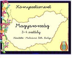 Magyarország felszíni formái, domborzata, interaktív tananyag 3-4. osztály - Google Fotók