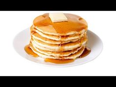 A special last-minute Mother's Day breakfast. Salmin Recipes, Vegetarian Recipes, Healthy Recipes, Breakfast Pancakes, Banana Pancakes, Mothers Day Breakfast, Diet Plans To Lose Weight Fast, Non Stick Pan, Stop Eating