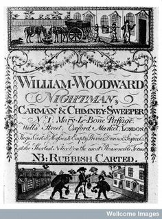 18th Century Trade cards – and my cup floweth over. » Georgian Gentleman