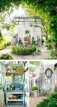 Ces 19 abris de jardin sont la parfaite alternative aux sous-sols de gars | ipnoze