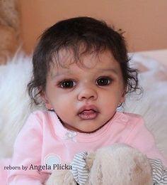 Ethnic-Biracial-reborn-baby-doll-Ella-Limited-Edition-Angela-Plicka
