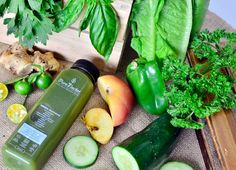 The Ultimate Green Juice by #PureNectarJuice