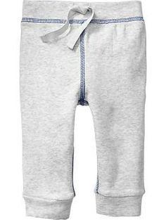 Miniature things are just cuter. Jersey Pull-On Pants for Baby | Old Navy