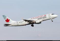 Photo of C-FEKI - Embraer 170-200SU - Air Canada Express (Sky Regional Airlines)