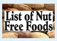 no tree nuts   home nut allergy blogs alcohol drinks that contain nuts avoiding