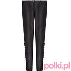 Skórzane spodnie, Mohito #polkipl