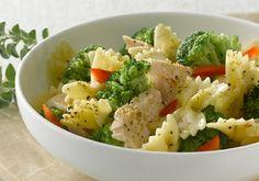 4. Bowtie Pasta Low Sodium Recipe... - 7 Extremely Delicious Low Sodium Recipes… |Diet