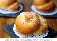 Brioche senza uova al limone soffici e facili vickyart arte in cucina