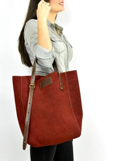 Premium Leather Tote bag, brown Leather Bag, Women Bag, Shopper Bag, large bag, brown leather handle, Made in Greece, school bag Suede Tote Bag, Large Leather Tote Bag, Leather Bag, Brown Leather, Tote Bags, Shopper Bag, Leather Handle, Greece, Forgiveness Quotes