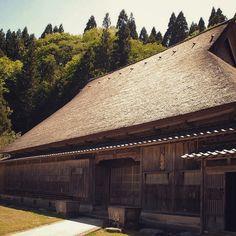 No.541 at an old house at Noto Peninsula, Ishikawa, Japan