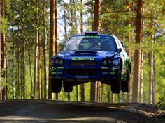 Richard Burns Subaru WRC Champion ~ Gone but Not Forgotten~