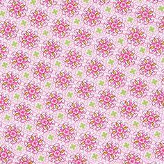 Cotton Belissimi Ornament - rosa - Baumwollstoffe Blumenbevorzugter Kauf in unserem Shop