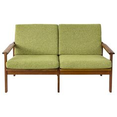 "2 seater ""Capella"" sofa by Illum Wikkelso"