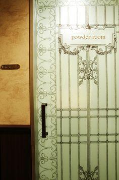 Beauty salon interior design ideas | picture of  restroom + space + decor + Tokyo + Japan | Follow us on https://www.facebook.com/TracksGroup