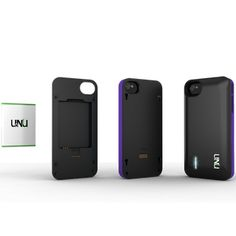 1 very lucky winner will receive an uNu Ex-Era Battery Case (in black for iPhone 4/4s), and an Exera Duo Charging Dock with 2 batteries - A total value of $100! Open to worldwide entries!
