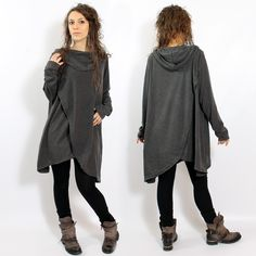 """Pull witch """"inika"""" (44€). Boho, Bohemian, Fairy, Gypsy and Mori Pull . For an alternativ look, original and confortable. Ideal for every seasons ;)"""