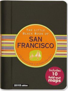 The Little Black Book of San Francisco, Travel Guides, Peter Pauper Press