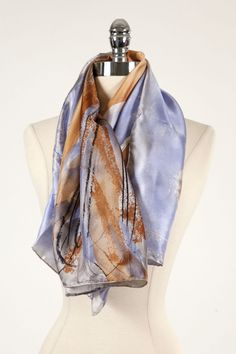 Accessorize with the perfect vintage scarf.