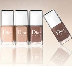 THE NEOLIPSTICK Today Dior innovates by launching new lipstick shades that perfectly match the Nude complexion. Created by Tyen, creative director of Dior Christian Dior, Beauty Makeup, Eye Makeup, Metallic Nail Polish, Latest Makeup, Nail Envy, Lipstick Shades, Nude Nails, Makeup Collection
