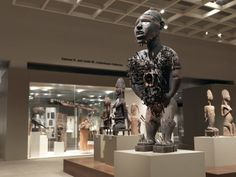 Pat Steir on the Kongo Power Figure | The Artist Project | The Metropolitan Museum of Art