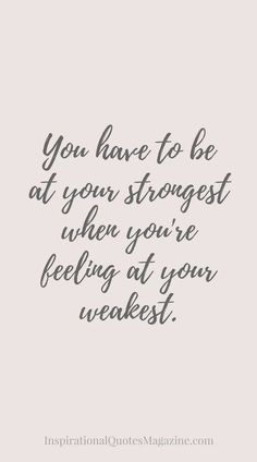 Quotes About Strength : QUOTATION – Image : Quotes Of the day – Description Inspirational Quote about Strength – Visit us at InspirationalQuot… for the best inspirational quotes! Sharing is Power – Don't forget to share this quote ! New Quotes, Great Quotes, Quotes To Live By, Love Quotes, Motivational Quotes, Qoutes, Tough Day Quotes, Best Quotes Of All Time, Short Quotes