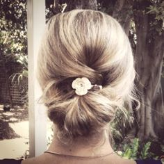 #Simpleupdo Simple Up Do hair-ideas
