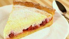 Пирог с творогом и вишней - фото шаг 12