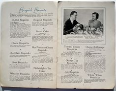 Vintage Bisquick Recipes.  My mother used bisquick for everything.