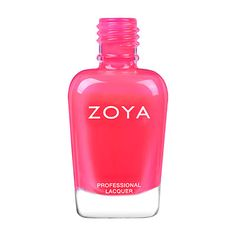ZOYA NAIL POLISH ~ BISCA ~ ULTRABRITES ~ SAFE NEONS COLLECTION ~~ Used One Pedi and 2 Manis