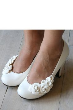 'Irene' shoes by Chie Mihara