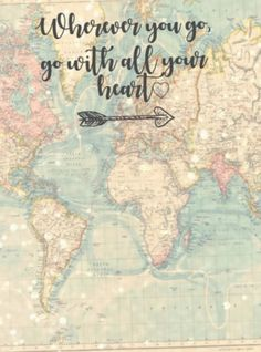 Vintage Map – x Digital Printable Photo Booth Backdrop – Wherever you g… summer – Woodland Wedding Ideas Trend 2019 Farewell Party Decorations, Foto Online, Best Travel Quotes, Vacation Quotes, Photo Booth Backdrop, Photo Booths, Couple Texts, Themes Photo, Broken Heart Quotes