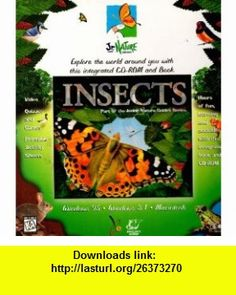 Jr. Nature Guides  Insects [Hardcover  CD-ROM] (Junior Nture Guides Series) Dr. George C. McGavin, Leslie Jackman, Richard Lewington ,   ,  , ASIN: B00114NWE0 , tutorials , pdf , ebook , torrent , downloads , rapidshare , filesonic , hotfile , megaupload , fileserve