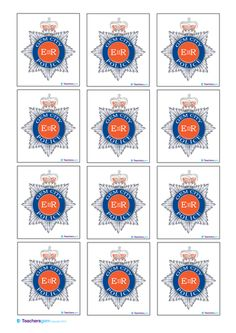 Develop children's writing skills, vocabulary and speaking and listening with this large resource pack. It includes everything you need to set up a police . Fun Activities For Preschoolers, Police Activities, Eyfs Activities, What The Ladybird Heard Activities, Role Play Areas Eyfs, Emotions Preschool, Kids Role Play, Police Crafts, People Who Help Us