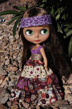 Blythe Doll - of Color & Ethnic Background + Join Group