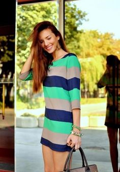 Perfect casual daytime dress!