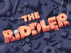 The Riddler by Guillaume Kurkdjian - Dribbble