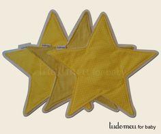 """toalhas de boca estrela - coleção """"nas nuvens"""" tudomeu for baby siga: www.facebook.com/lojazukka"""