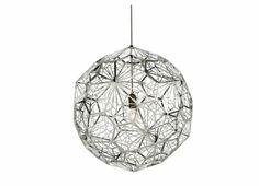 Designer Lampen erscheinen als einen tollen Schmuck im Zimmer - mathematik inspiriert geometrische pendelleuchte tom dixon