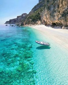 Tourists do tend to get overshadowed by major locations like Rome or Sicily, but Sardinia is Italy's best-kept secret. Here are the top things to do in Sardinia, to make your Italian vacation memorable. Vacation Places, Best Vacations, Vacation Trips, Vacation Spots, Places To Travel, Italy Vacation, New Travel, Italy Travel, Travel Tips