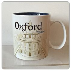 Flickr Starbucks City Mugs, Global Icon, Tea Cups, Oxford, Tableware, Collection, Cities, Dinnerware, Tablewares