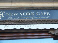 Image result for newyork cafe budapest